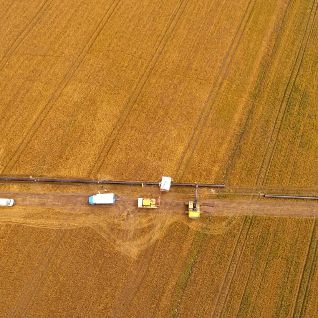 Reconstruction of Sections of Main Pipeline DN700 Vilnius-Panevezys-Riga