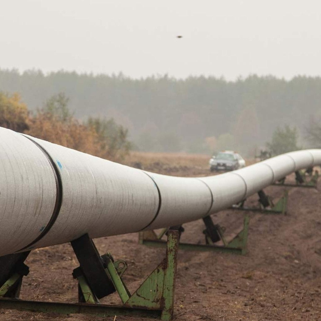 Engineering and Construction Works of Pipeline and Gas Metering Station of LNG Terminal in Lithuania
